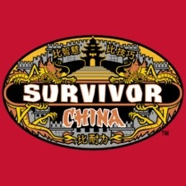 #survivor #popfunk #china  This design is available as a Tshirt here: $21.00 http://www.popfunk.com/mens-tees/cbs-primetime/survivor/survivor-china.html