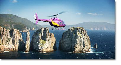 Grand Helicopter Tour of Southern Tasmania, Hobart - TAS
