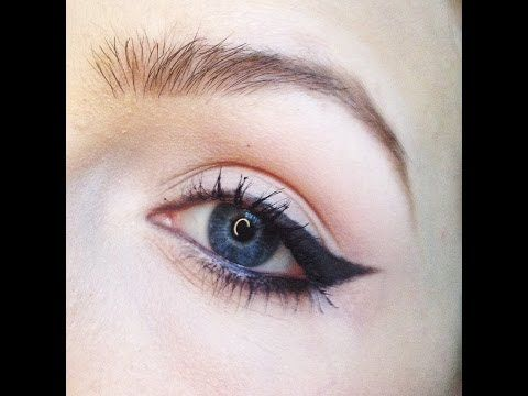 Eyeliner per palpebra cadente - YouTube