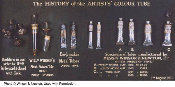 5 изобретений, без которых не было бы импрессионизма