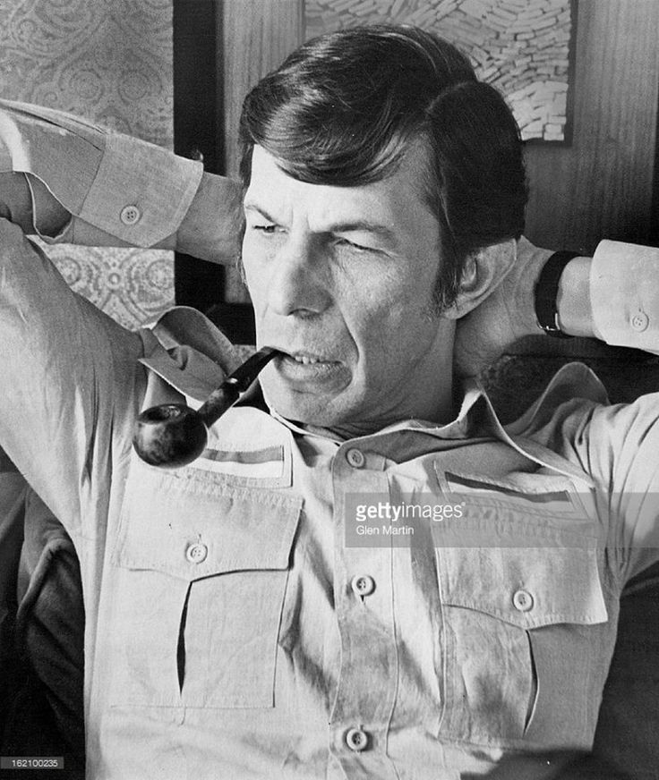 Leonard Nimoy. ca mid-1970s