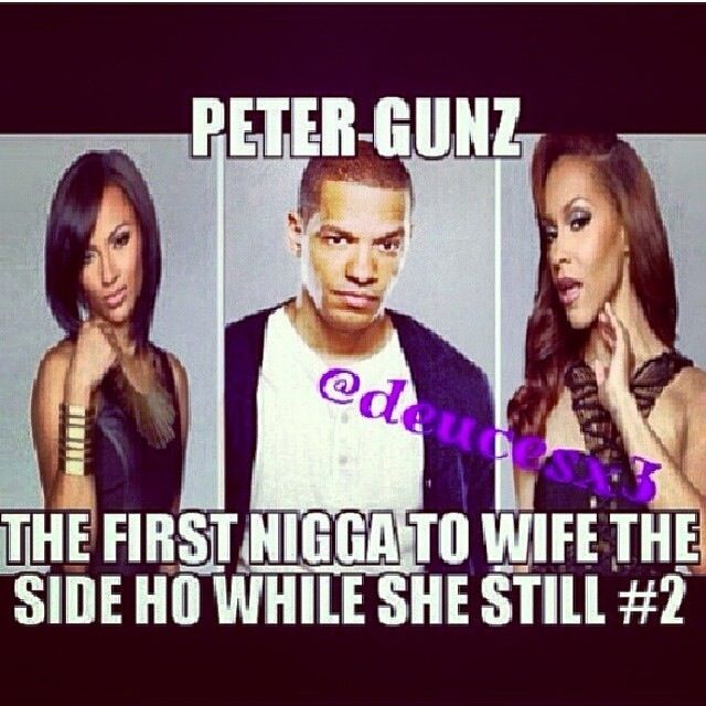 Funny Quotes Love And Hiphop : Love & hip hop: Peter Gunz ... Smh... Funny Pics, Quotes, Sayings ...
