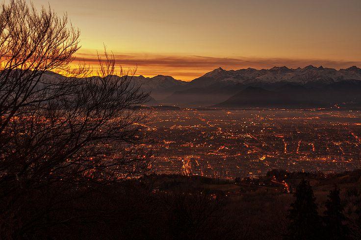 Turin - Italy ---i by Alessandra  on 500px
