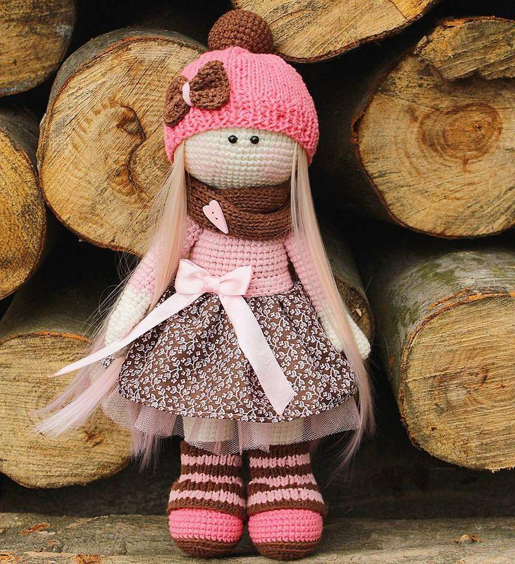 Девочка-мороженка Такая милая и сладкая девочка получилась!