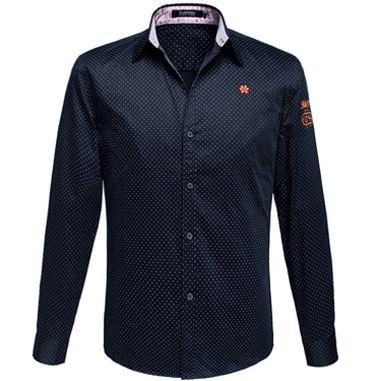 ropa casual para hombres, negro y elegante
