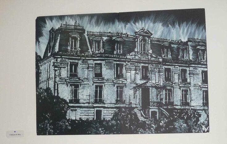Chateau de Bisy par Marie Caroline