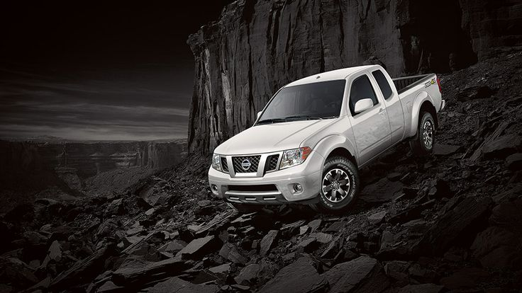 When you've got stuff that needs to get done, the Frontier PRO-4X King Cab is up to the task. As Nissan's popular mid-size pickup, it offers ample power for rugged off-road performance.