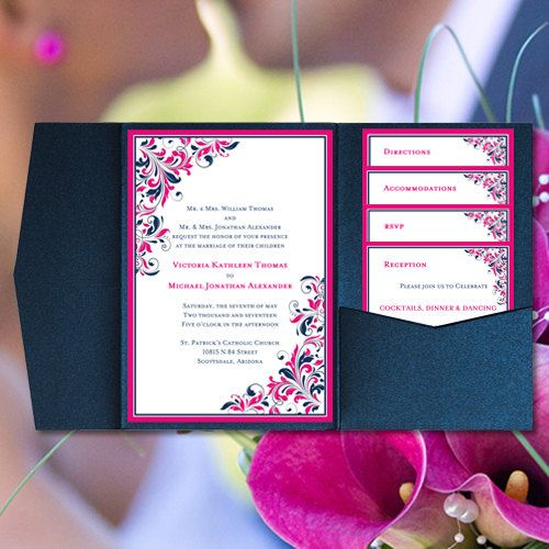 Best 25+ Pocketfold wedding invitations ideas on Pinterest ...
