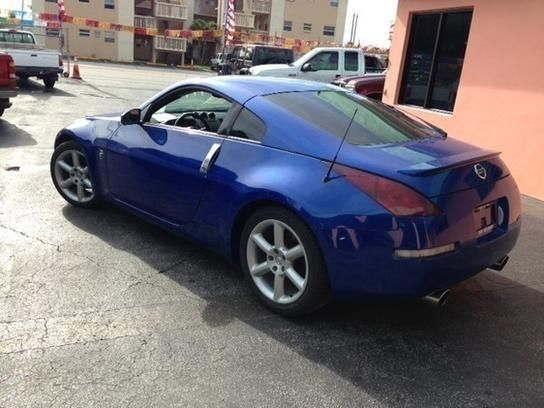 Used 2003 Nissan 350Z for Sale in Haileah FL 33013 Car Bank