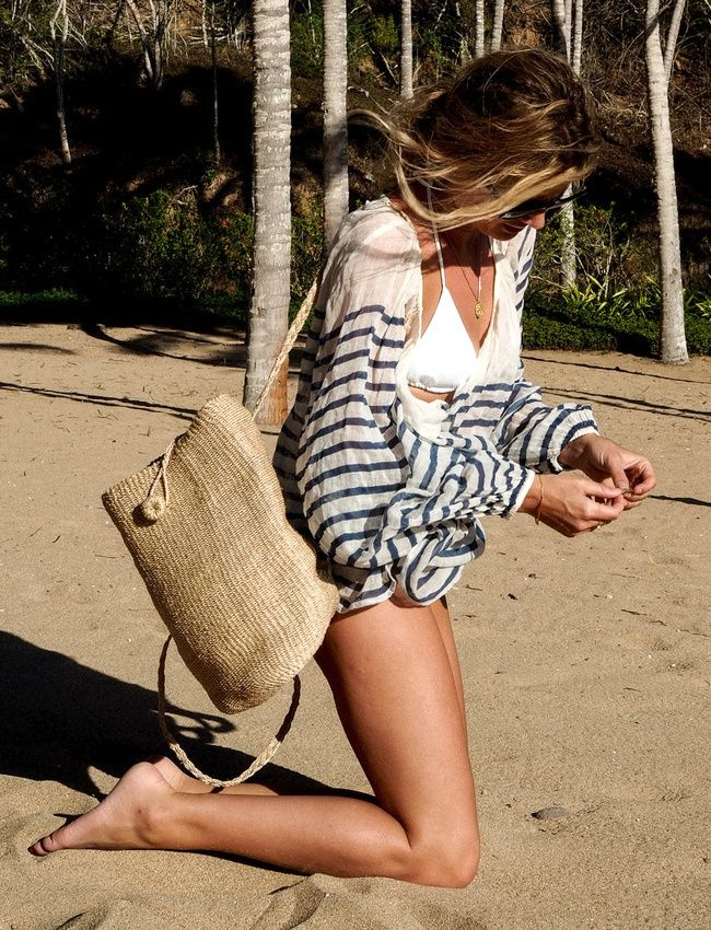 La parfaite tenue de plage #12 (photo Lucy Williams)