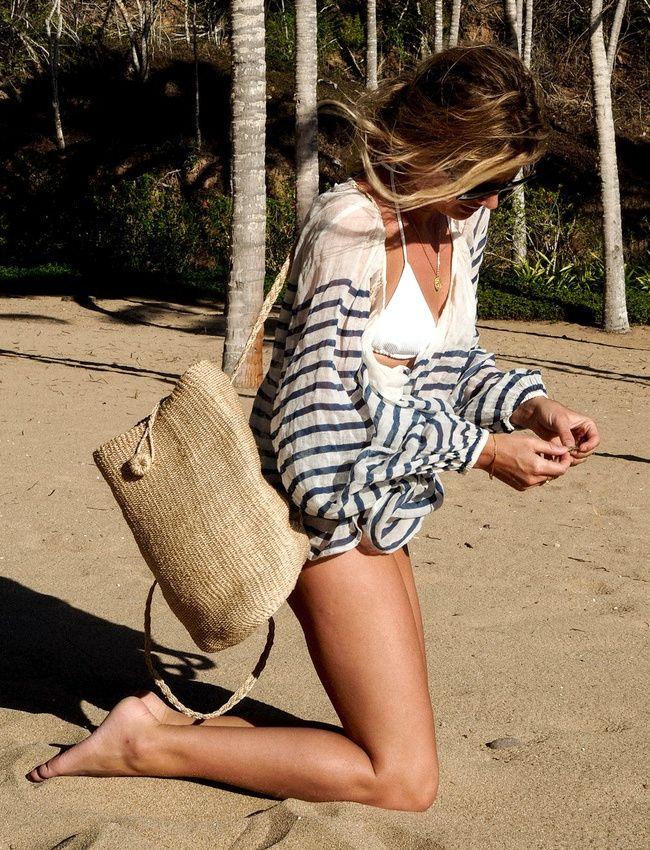 La parfaite tenue de plage 12 photo lucy williams fashion style pinterest summer - Tenue de plage ...