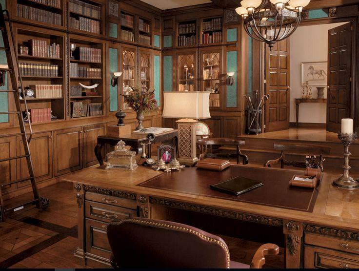 Nice Home Office Study Design Ideas