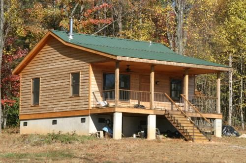 31 best ideas about pole house on pinterest country Camp designs