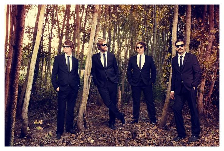 Die Heuwels Fantasties - Afrikaans Band, South Africa