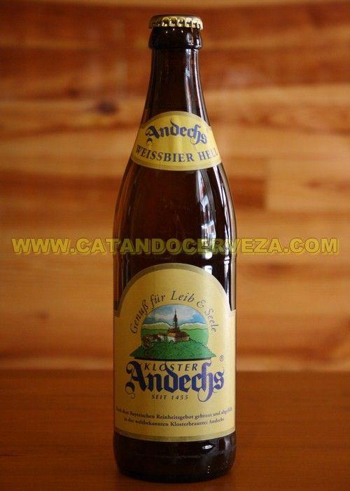 Comprar cerveza de trigo Andechs Kloster Weissbier en la mejor tienda de cerveza online http://www.catandocerveza.com/cervezas-trigo/154-comprar-cerveza-andechs.html no encontraras un regalo mejor por ser útil, económico y original.