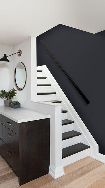 Le noir : la couleur tendance de l'année 2018 - Index-Design.ca