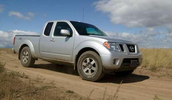 2013 Nissan Frontier... New truck... Yep!!! But mine is black.... Love it