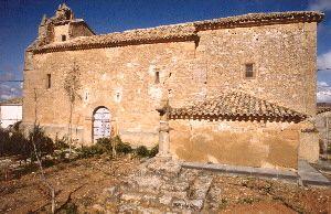 Castillo de Albarañez.Cuenca Spain.