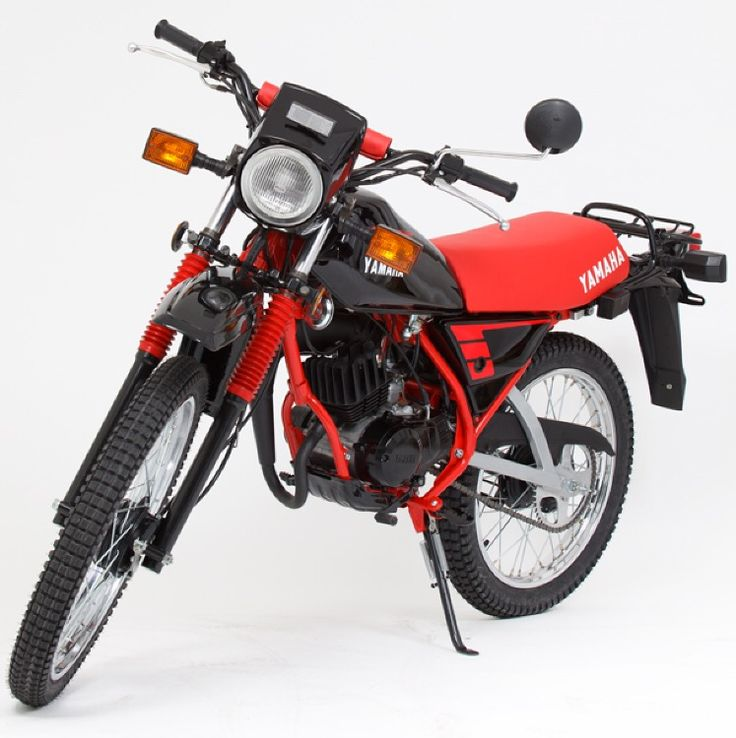 Klassieke brommer Yamaha DT 50 mx