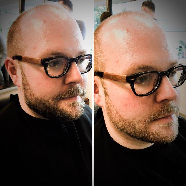 Vandaag volgt Joyce haar 2de sessie van de barbieropleiding. Ze leert hoe ze baarden kan shapen en trimmen. Vandaag wordt ook het prototype van de baardolie van MEN3 getest. Een musthave voor iedere stoere vent, Joyce voorspelt nu al dat enorm veel mannen hier storm voor gaan lopen. #MEN3  #4VOO #barber #shaping #4Men #PureMen