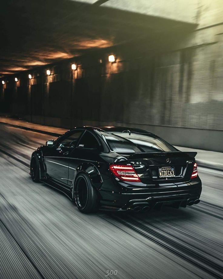 Mercedes C63 AMG – #AMG #C63 #Mercedes #Automobil