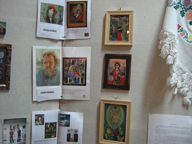 Asociatia Mesterilor Populari din Moldova, expozitie de grup, iulie 2019