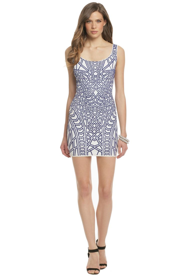Rent Puzzle Solver Dress by RVN for $20.16 - $35 only at Rent the Runway.