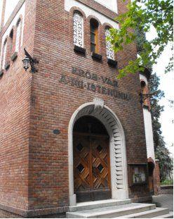 Evangélikus templom Kaposvár - Szecesszió