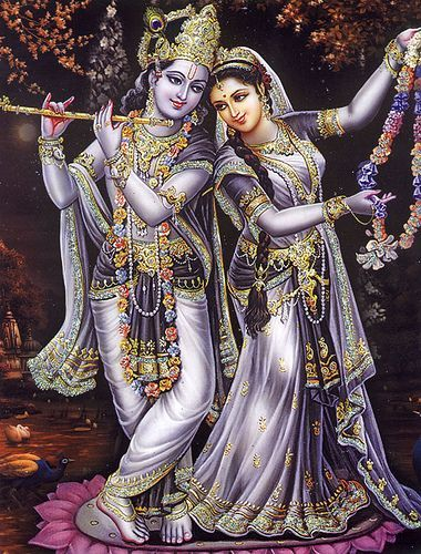 Radha Krishna | check out my Durga Maa videos at: www.youtub… | Flickr