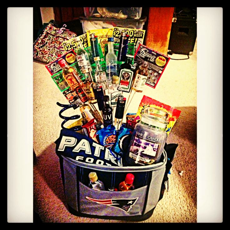 153 best Gift Baskets images on Pinterest | Candy bouquet, Gift ...