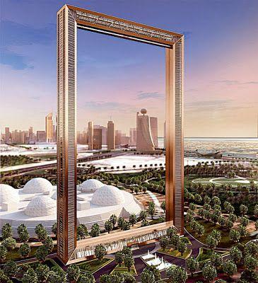 Another amazing Dubai project underway.