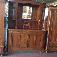 antiquariato mobile cucina o soggiorno in legno. Valoe commerciale 500€