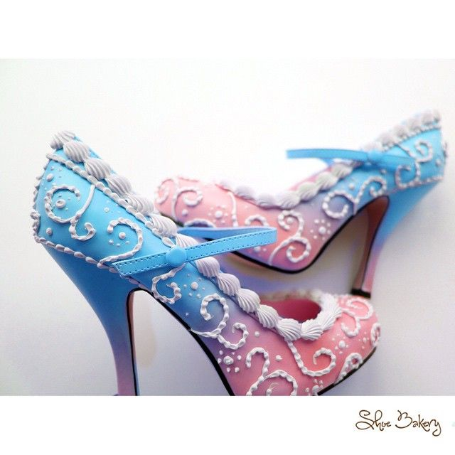 Cotton Candy by Shoe Bakery