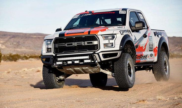 """After earning Autotrader's 2017 award for """"Must test drive"""" vehicle, the Ford's F-150 Raptor truck has wonders to show to customers willing to buy it."""