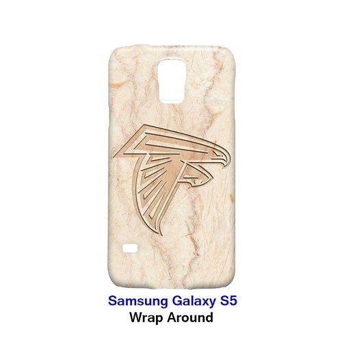 Atlanta Falcons Style Marble Case for Samsung Galaxy S5