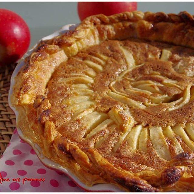 #tarte #tarteauxpommes #tarteamandine #tarteamandineauxpommes #yummy #miam #gourmand #pâtisseriefrançaise #pâtisserie #ciryllignac