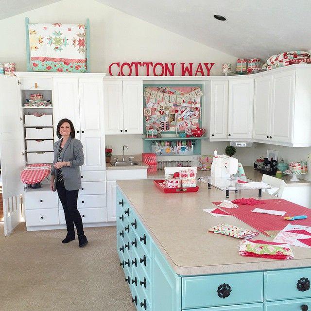 Bonnie Cottonway's Studio