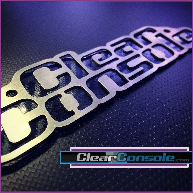 ClearConsole Pro Custom LED DJ Booths
