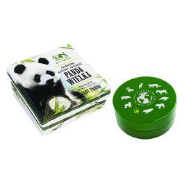 Panda wielka, 1 dolar, SOS dla świata - Zagrożone gatunki zwierząt (Srebrna Moneta)