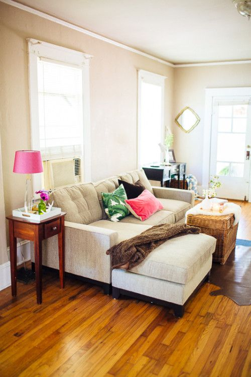 Turning a Rental Into a First Home @ DesignSponge