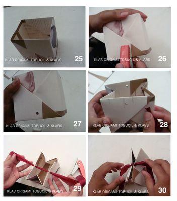DIY : simple gift box
