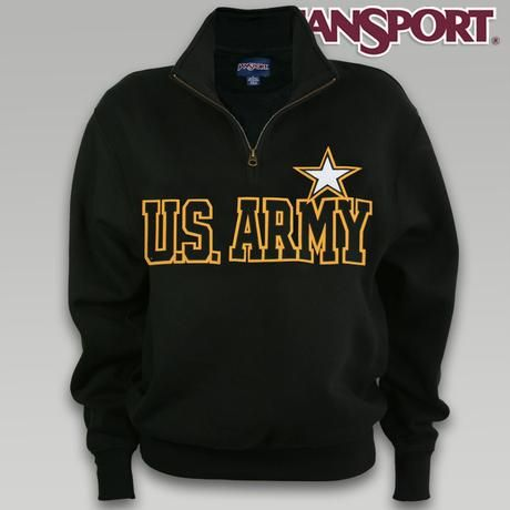 United States Army 1/4 Zip II | Armed Forces Gear