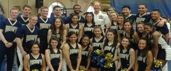 us navy academy basketball cheerleaders - Google Search