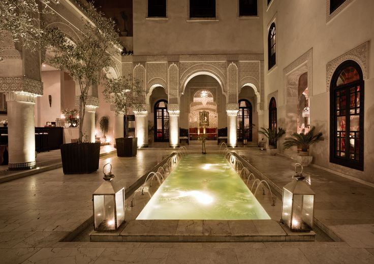 Riad Fez - Morocco. Cocotraie Issue 7.