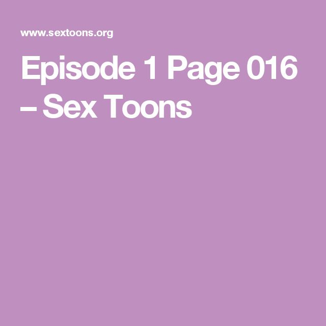 Episode 1 Page 016 – Sex Toons