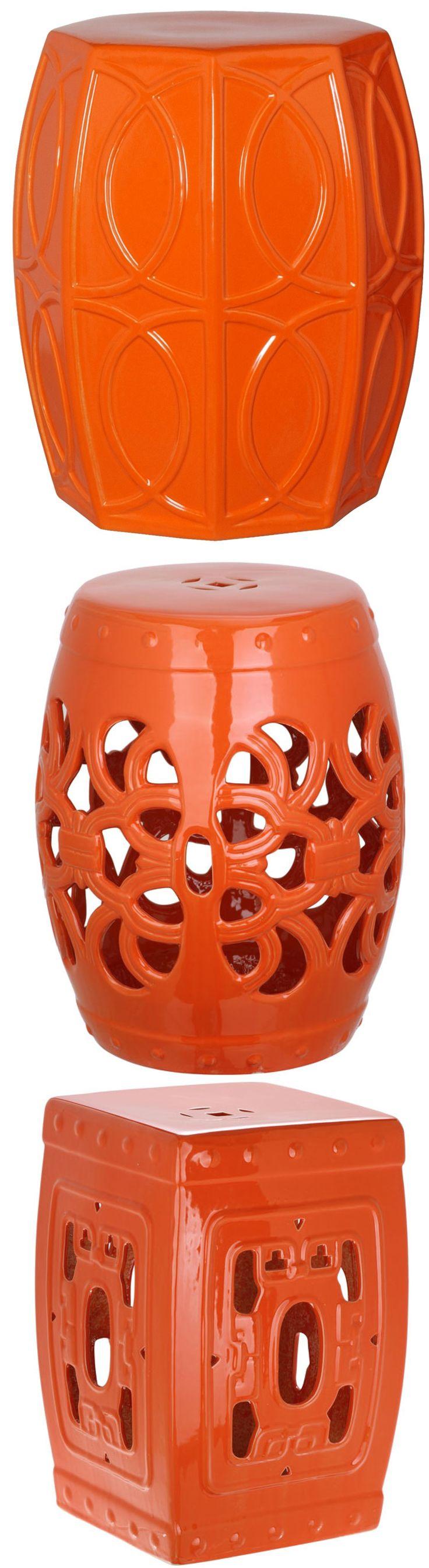 Orange Garden Stool | Orange Ceramic Stools | Orange Porcelain Stool | Orange Ceramic Stool | Orange Porcelain Stools | Orange Pottery Stool | Orange Pottery Stools | Orange Garden Stools | Garden Stool | Garden Stools | Garden Stools | Ceramic Stool | Chinese Garden Stools | Ceramic Stools | Chinese Garden Stool | InStyle Decor Hollywood Largest On Line Collection of Color Arranged Ceramic Stools Over 1,000 Stool Designs View www.instyle-decor.com/orange-garden-stools.html Worldwide…
