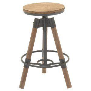 Adjustable Height Bar Stools on Hayneedle - Adjustable Height Bar Stools For Sale - Page 6