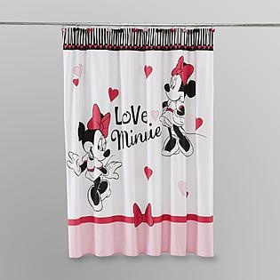 Fabric disney fairies tinkerbell shower curtain ebay - 17 Best Images About Shower Curtains On Pinterest Disney
