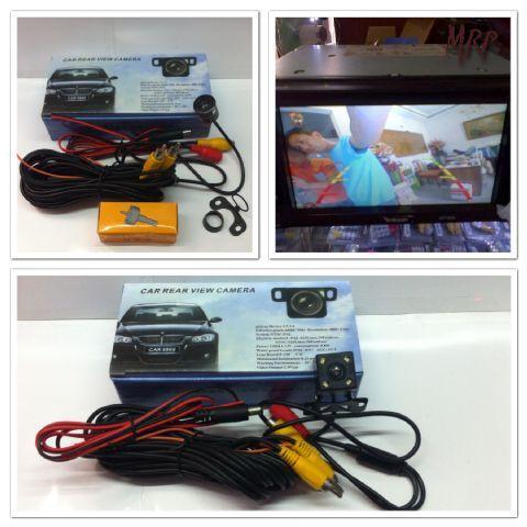 Kamera Mundur Mobil / Car RearView Camera