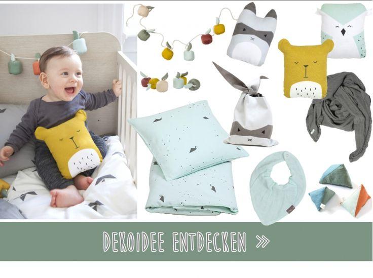 Die besten 25 grau gelbe kinderzimmer ideen auf pinterest - Babyzimmer mint grau ...